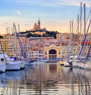 Marseille | Charming hotel in Provence